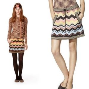 Missoni for Target Mini Skirt